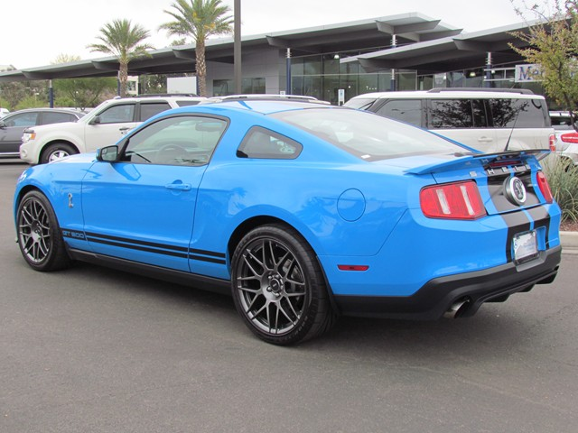 2011 Ford Shelby GT500  – Stock #M1702710A