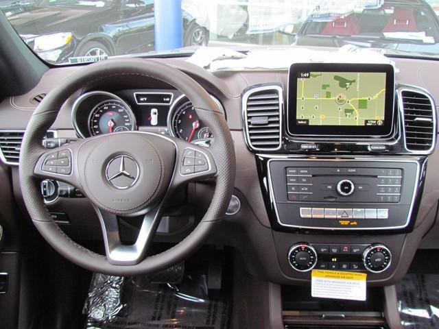 2017 Mercedes-Benz GLS GLS 450 4MATIC SUV – Stock #M1702910