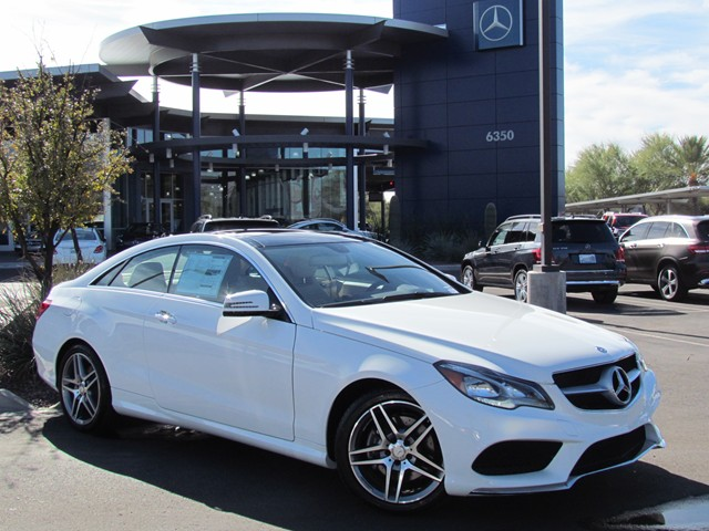 2017 Mercedes-Benz E-Class E 400 Coupe – Stock #M1703630