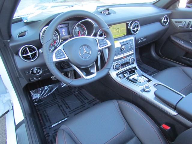 2017 Mercedes-Benz SLC AMG SLC 43 Roadster – Stock #M1703790