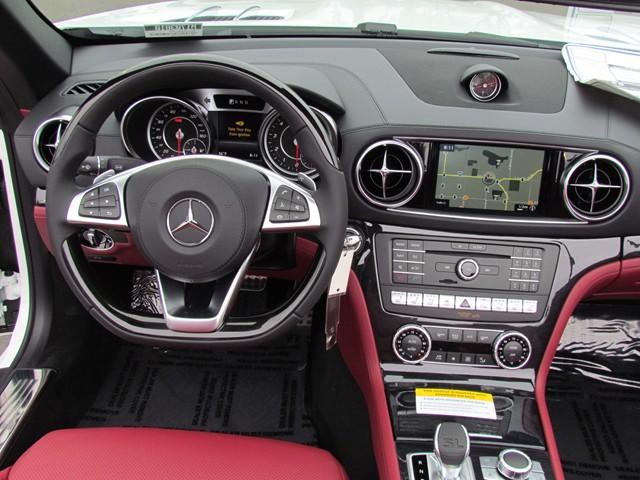 2017 Mercedes-Benz SL-Class SL 450 Roadster – Stock #M1703810