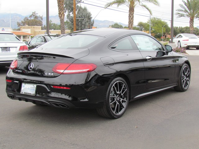 2017 mercedes benz c class amg c 43 4matic coupe for sale stock m1703820 mercedes benz of tucson. Black Bedroom Furniture Sets. Home Design Ideas