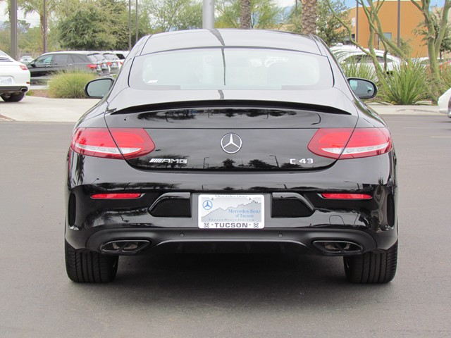 2017 MercedesBenz CClass AMG C 43 4MATIC Coupe for sale  Stock