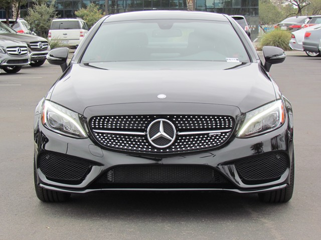 2017 Mercedes Benz C Cl Amg 43 4matic Coupe Stock M1703820