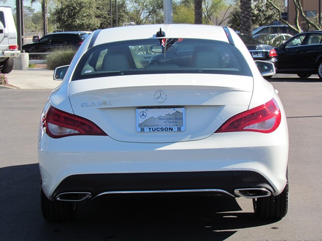 2017 Mercedes-Benz CLA CLA 250 Coupe – Stock #M1703880