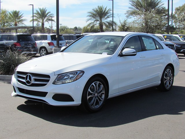 2017 Mercedes-Benz C-Class C 300 Luxury Sedan – Stock #M1703910