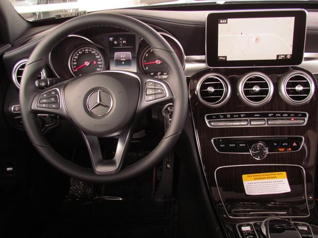 2017 Mercedes-Benz C-Class C 300 Luxury Sedan – Stock #M1703920