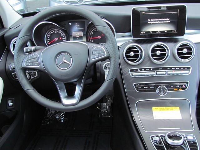 2017 Mercedes-Benz C-Class C 300 Luxury Sedan – Stock #M1703930