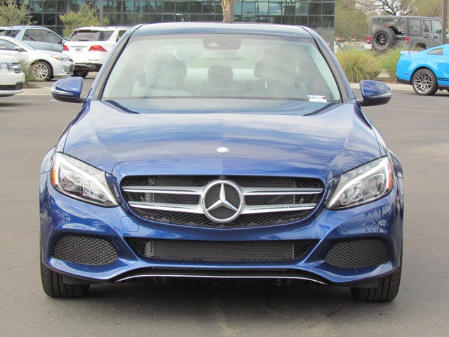 2017 Mercedes-Benz C-Class C 300 Luxury Sedan – Stock #M1703950