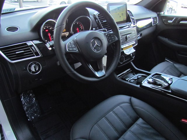 2017 Mercedes-Benz GLE GLE 350 SUV – Stock #M1703960