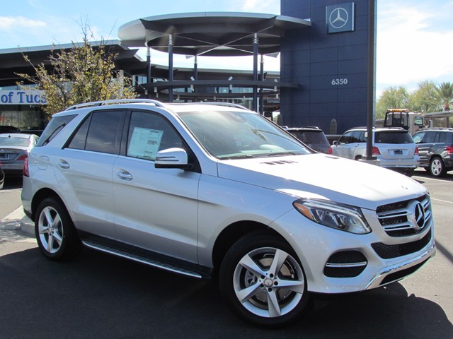 Mercedes benz gle inventory mercedes benz of tucson for Mercedes benz ml350 msrp