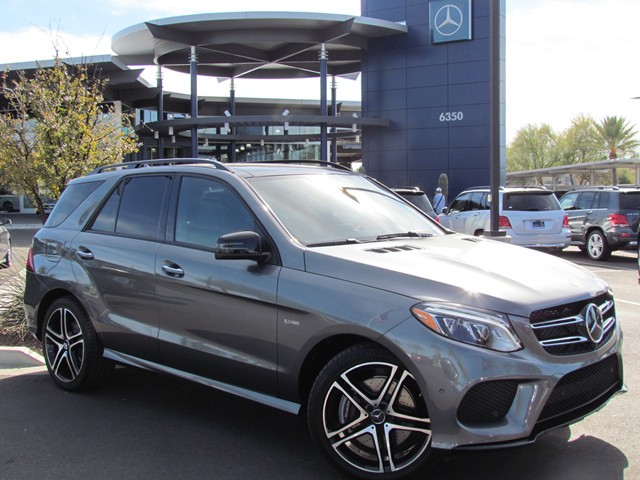 2017 Mercedes Benz Gle Amg Gle 43 4matic Suv For Sale