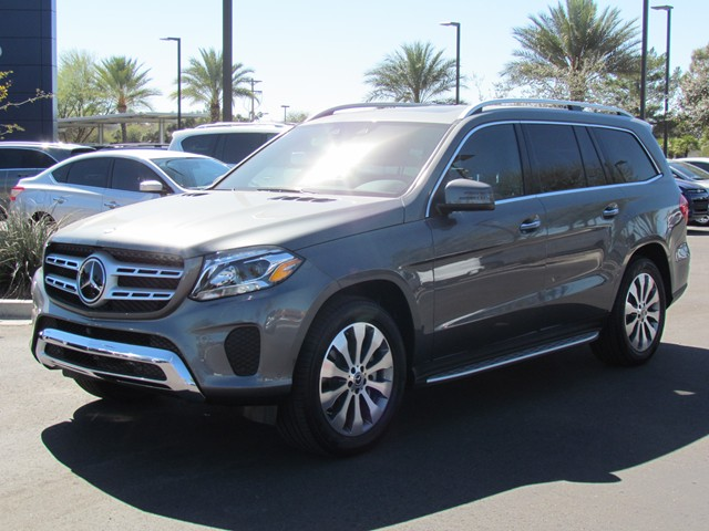 2017 Mercedes-Benz GLS GLS 450 4MATIC SUV – Stock #M1704030