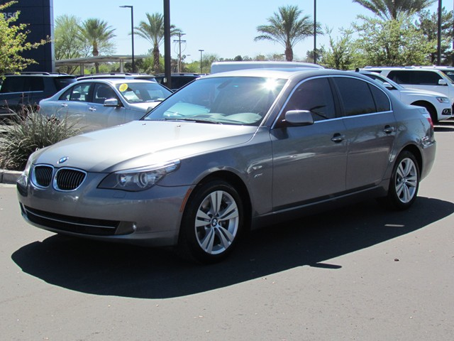used 2009 bmw 5 series 528xi for sale stock m1704080b mercedes benz of tucson. Black Bedroom Furniture Sets. Home Design Ideas