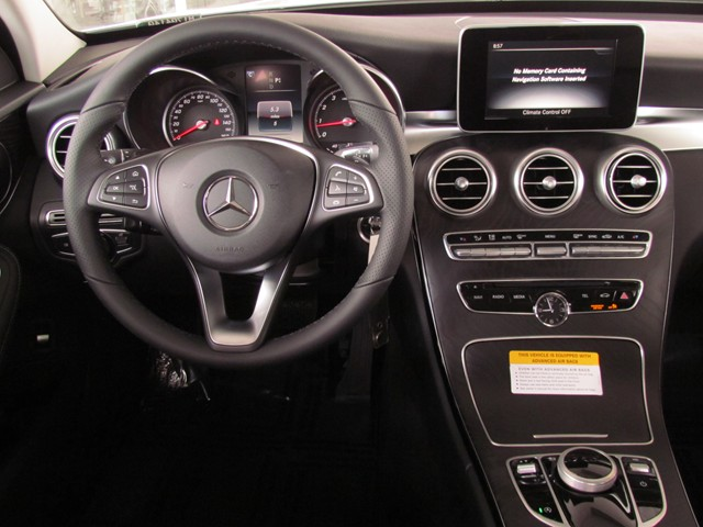 2017 Mercedes-Benz C-Class C 300 Luxury Sedan – Stock #M1704140