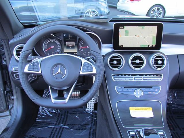 2017 Mercedes-Benz C-Class C 300 4MATIC – Stock #M1704150