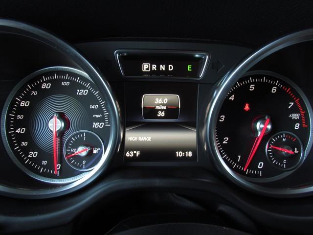 2017 Mercedes-Benz G-Class G 550 4MATIC SUV – Stock #M1704180