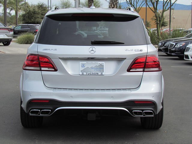 2017 Mercedes-Benz GLE AMG GLE 63 S 4MATIC SUV – Stock #M1704190