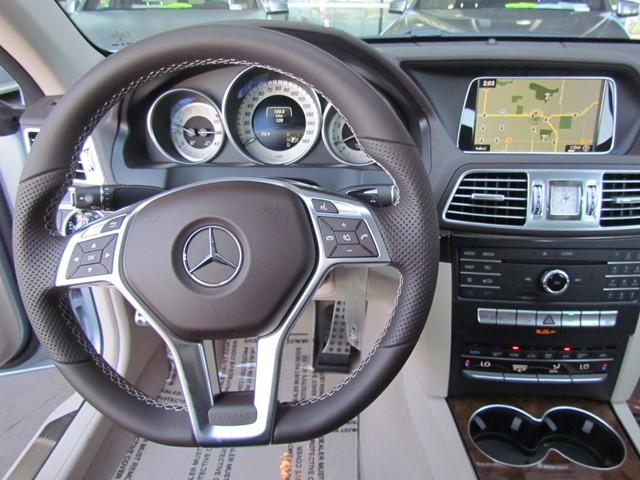 2017 Mercedes-Benz E-Class E 400 Coupe – Stock #M1704240