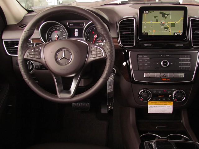 2017 Mercedes-Benz GLE GLE 350 SUV – Stock #M1704250