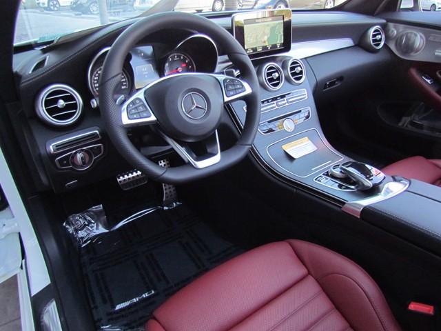 2017 Mercedes-Benz C-Class C 300 – Stock #M1704290