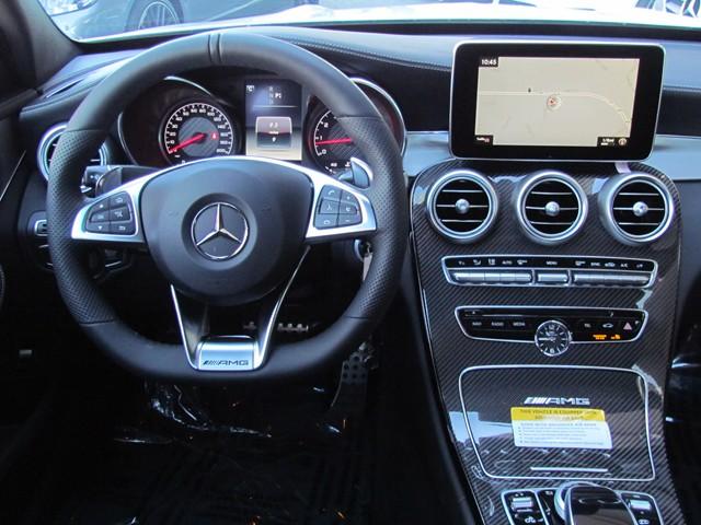 2017 Mercedes-Benz C-Class AMG C 63 Sedan – Stock #M1704340