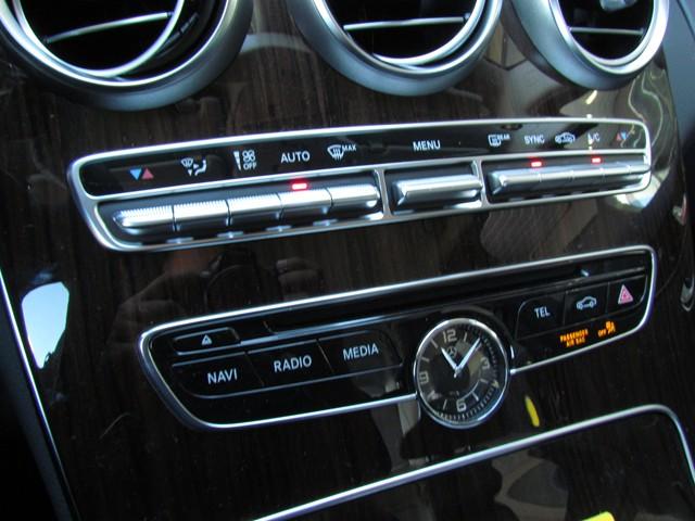 2017 Mercedes-Benz C-Class C 300 Luxury Sedan – Stock #M1704350
