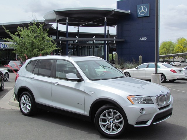 Used 2011 bmw x3 xdrive35i for sale stock m1704400b for Mercedes benz silver spring service coupons