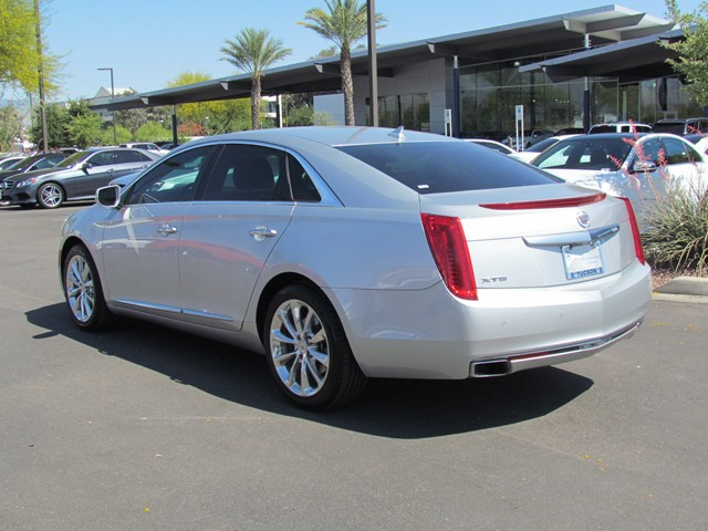 Used 2013 cadillac xts luxury collection for sale stock for Mercedes benz silver spring service coupons