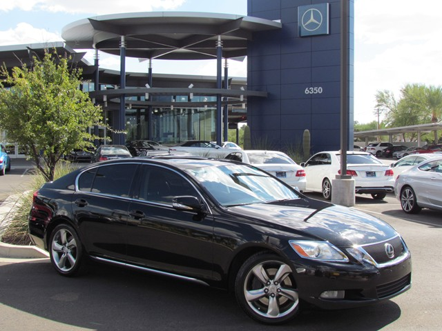 used 2011 lexus gs 460 for sale stock m1706150a mercedes benz of tucson. Black Bedroom Furniture Sets. Home Design Ideas