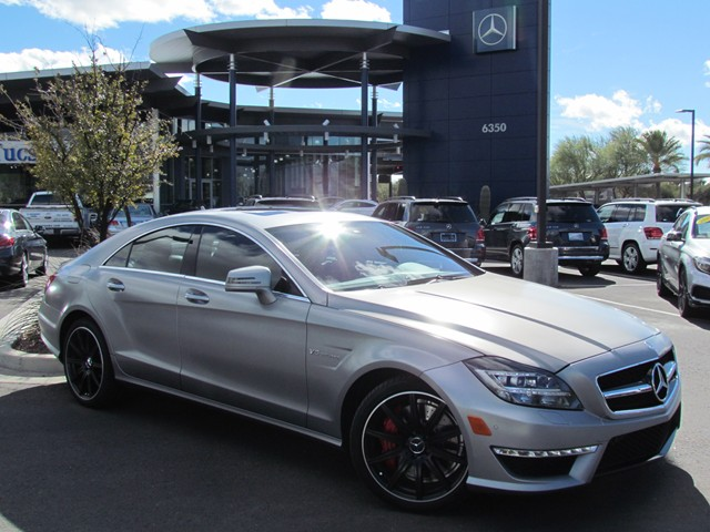 2014 mercedes benz cls class cls 63 amg s model for Mercedes benz roadside assistance free