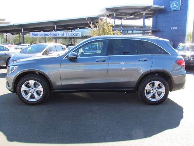 Used 2016 mercedes benz glc class glc 300 for sale stock for Mercedes benz tucson