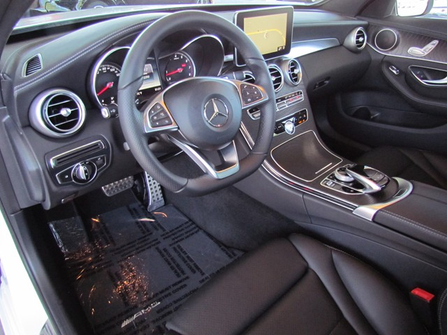 2016 Mercedes-Benz C-Class C 300 Sport – Stock #M1770400