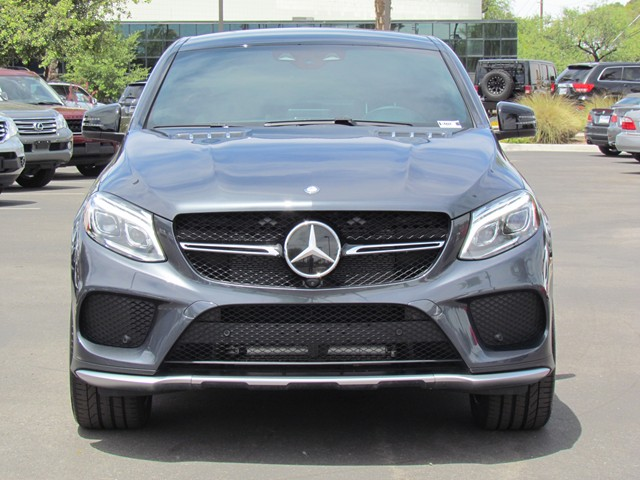Used 2016 mercedes benz gle class gle 450 amg for sale for Used mercedes benz gle 450