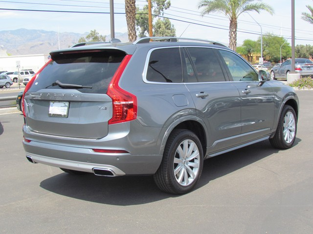 used 2016 volvo xc90 t6 momentum for sale stock m1771390 mercedes benz of tucson. Black Bedroom Furniture Sets. Home Design Ideas