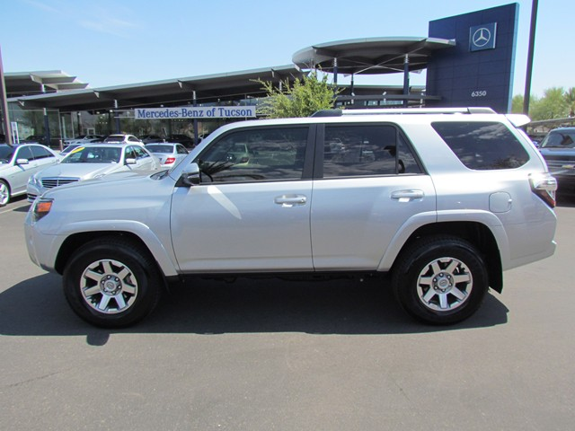 used 2016 toyota 4runner 4x4 trail premium for sale stock m1771460 mercedes benz of tucson. Black Bedroom Furniture Sets. Home Design Ideas