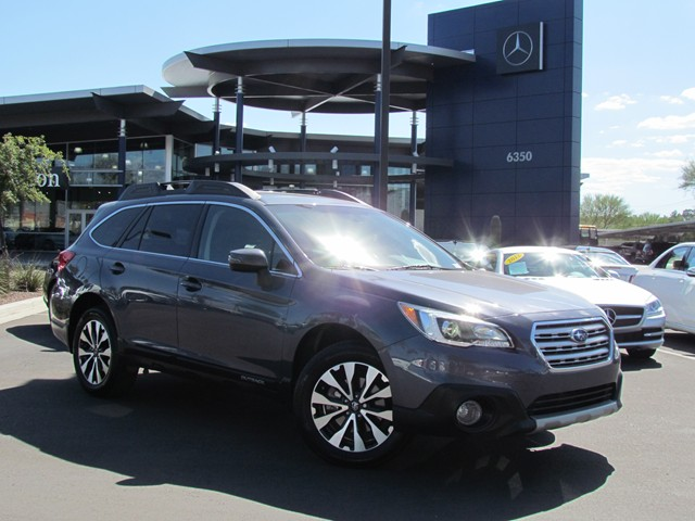 2016 Subaru Outback 3.6R Limited Details