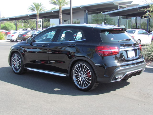 2018 Mercedes-Benz GLA AMG GLA 45 4MATIC SUV for sale - Stock ...