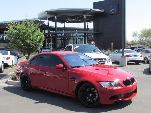 2010 BMW M3 Conv Details
