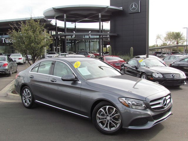 Used MercedesBenz CClass C For Sale StockM - Mercedes benz service coupons