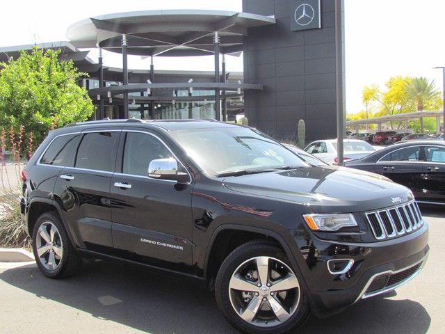 2015 Jeep Grand Cherokee Limited Details