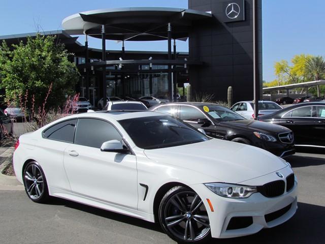 2015 BMW 4-Series 435i Details