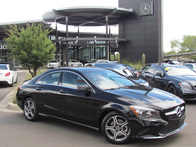 2018 Mercedes-Benz CLA-Class CLA 250 Details