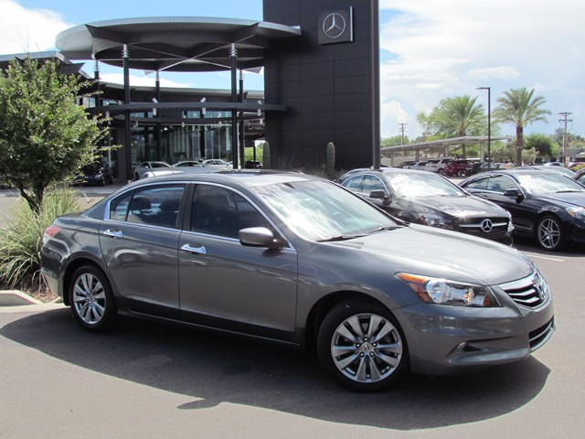 2012 Honda Accord EX L U2013 Stock #M1872060A