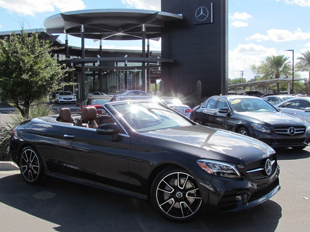 Browse C-Class Inventory