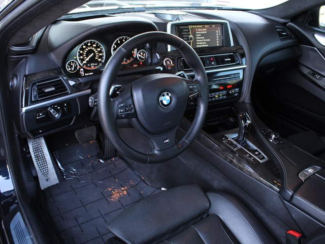 2013 BMW 6-Series 650i xDrive