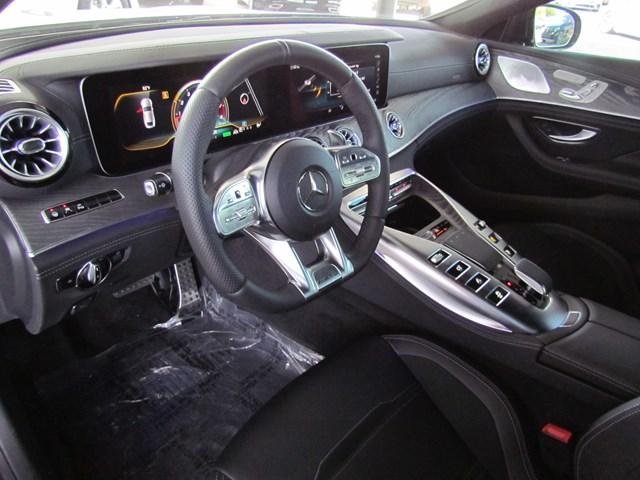 2019 Mercedes-Benz AMG GT 53 4MATIC Sedan