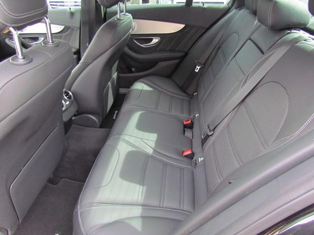 2019 Mercedes-Benz C-Class AMG C 63 Sedan