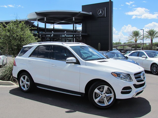 Used 2016 Mercedes-Benz GLE 350 4MATIC - M1972240 | Chapman