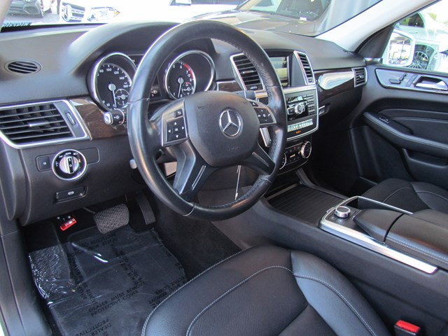 Used 2015 Mercedes-Benz M-Class ML 350 4MATIC